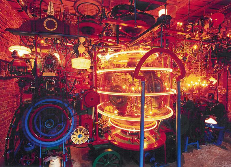 Gsellmanns Weltmaschine