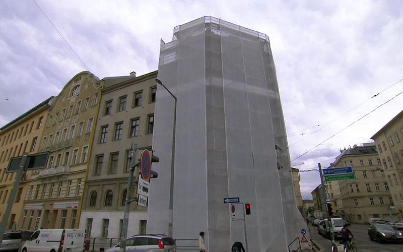 Abbruchhaus Radetzkystraße