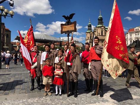 Rakouský Sokol v Praze