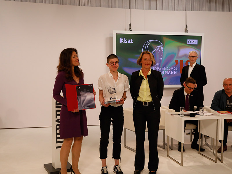 Preisverleihung 2018 Gruber Anna Stern Keller
