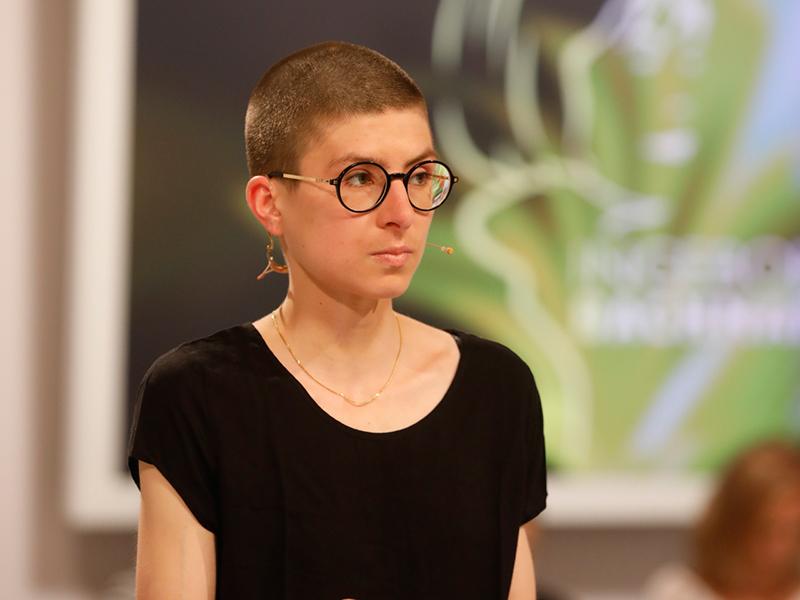Tddl 2018 Anna Stern Lesung
