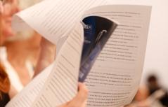 Lesen Publikum Script