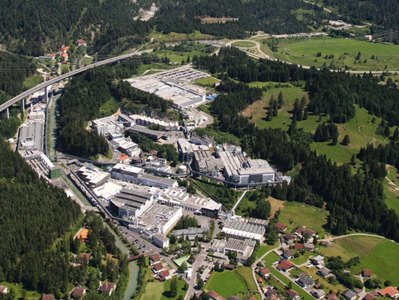 Zentrale der Plansee-Gruppe