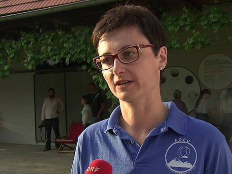Tatjana Vučajnk učiteljica slovenščine pouk meterinščine Gradec