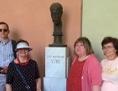 organizátoři Vídeňské procházky, Helena Baslerová v červeném