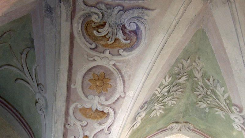 Restaurirane freske