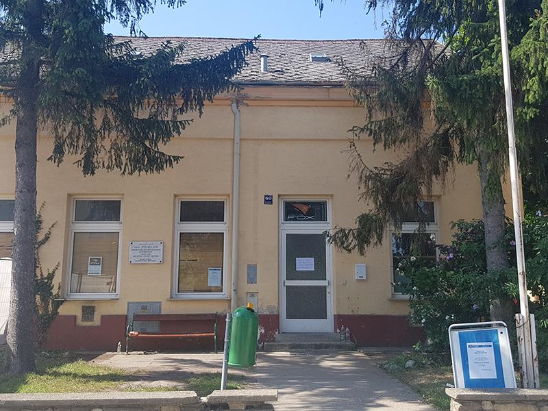 Synagoge Gänserndorf