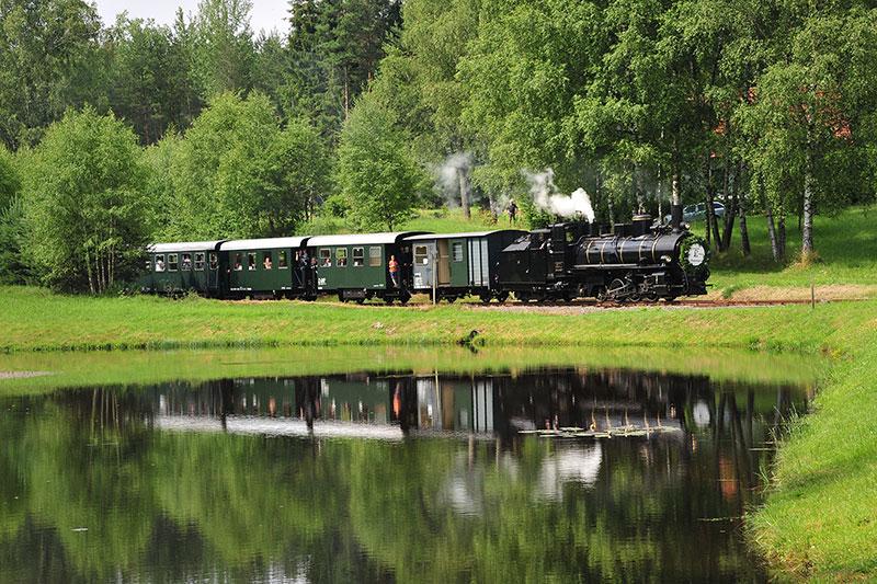 Waldviertelbahn in Niederösterreich