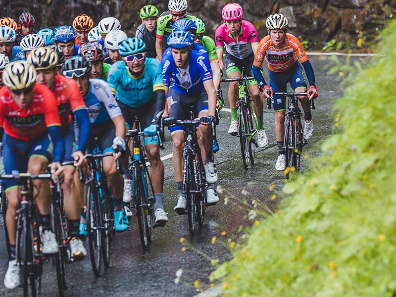 Österreich Radrundfahrt fünfte Etappe