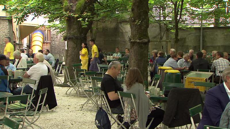 Augustiner Bräustübl Salzburg-Mülln