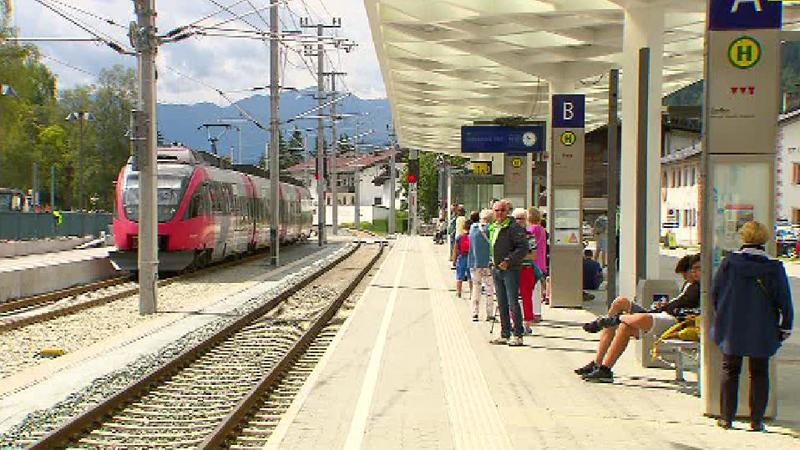 Neuer Bahnhof Seefeld