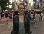 Jungunternehmerin in Tokio