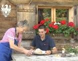 Südtiroler Almwirtin Adelheid Kaser