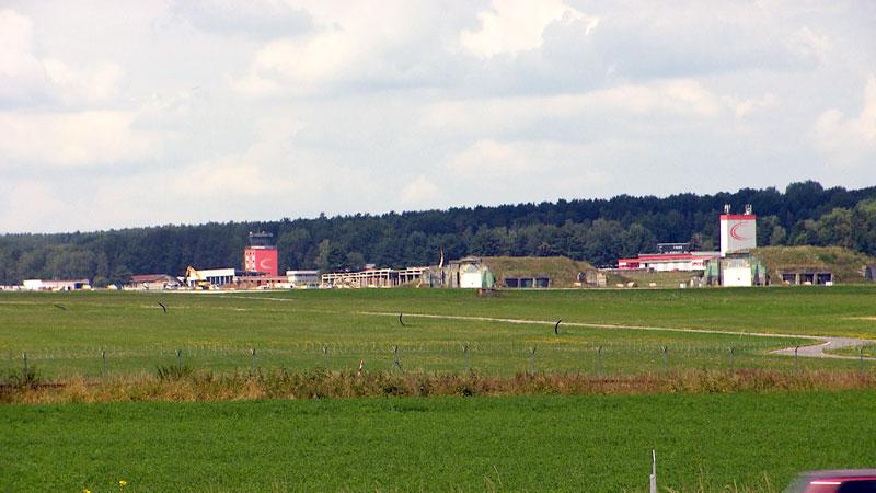 Flughafen Budweis