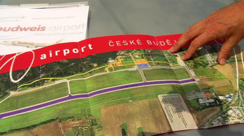 Flughafen ausgebaut