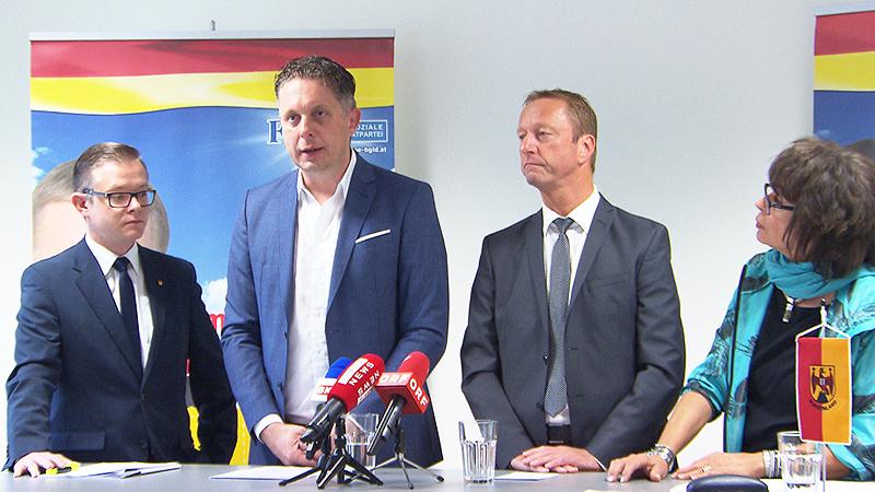 FPÖ-Pressekonferenz