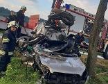 Verkehrsunfall zwischen Oberwart und Riedlingsdorf