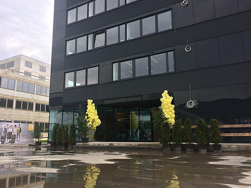 Neue Zentrale Salzburger Hilfswerk