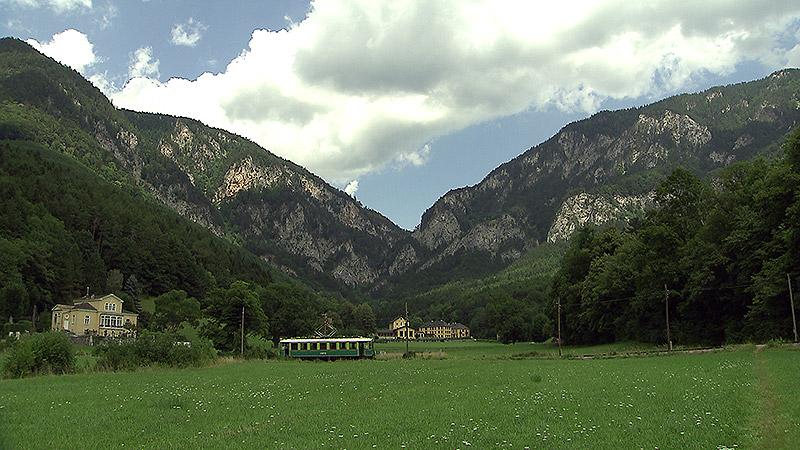 Höllentalbahn Payerbach Reichenau