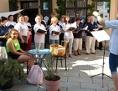 Első kórusünnep Sopronban