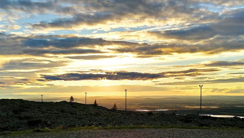 Lappland / Samenland im Sommer