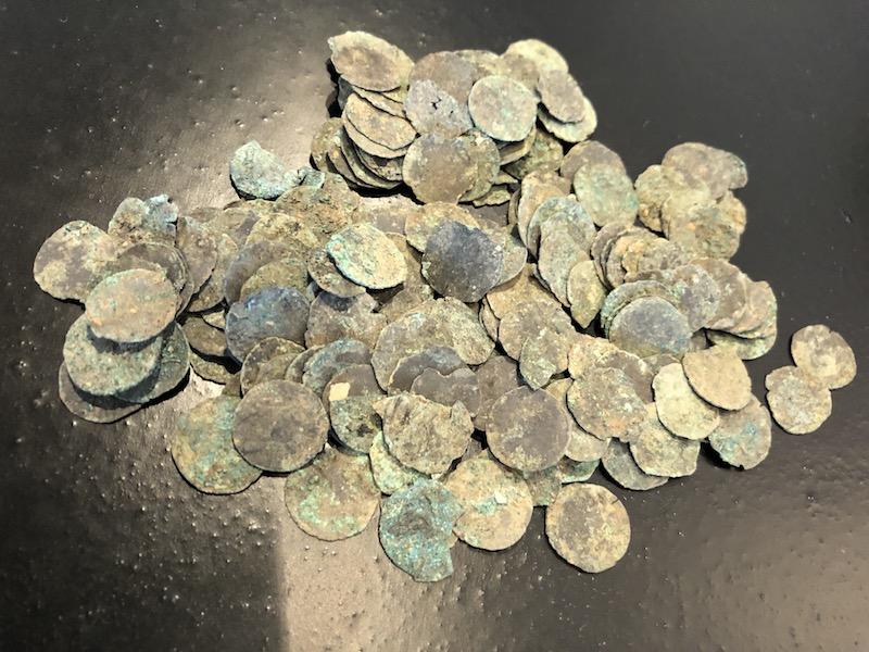 SSC Toppo Münzen Fälschungen