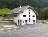 Neues Sport-und Bergrettungshaus in Muhr