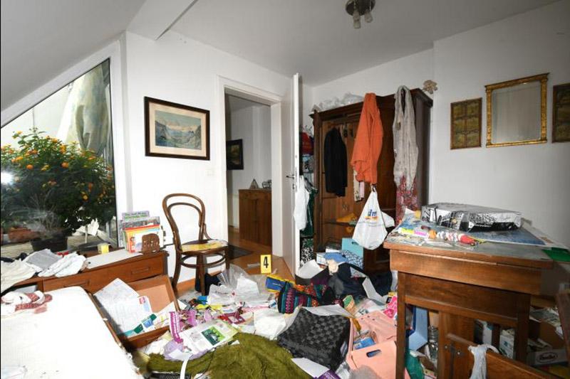 Raub Wohnung zwei Frauen Sankt Pölten