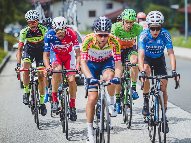 Österreich Radrundfahrt dritte Etappe