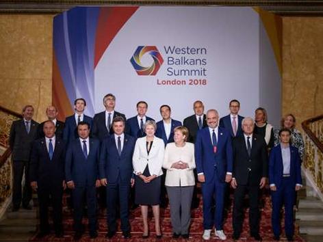 Vrh EU Zahodni Balkan London Kurz Cerar