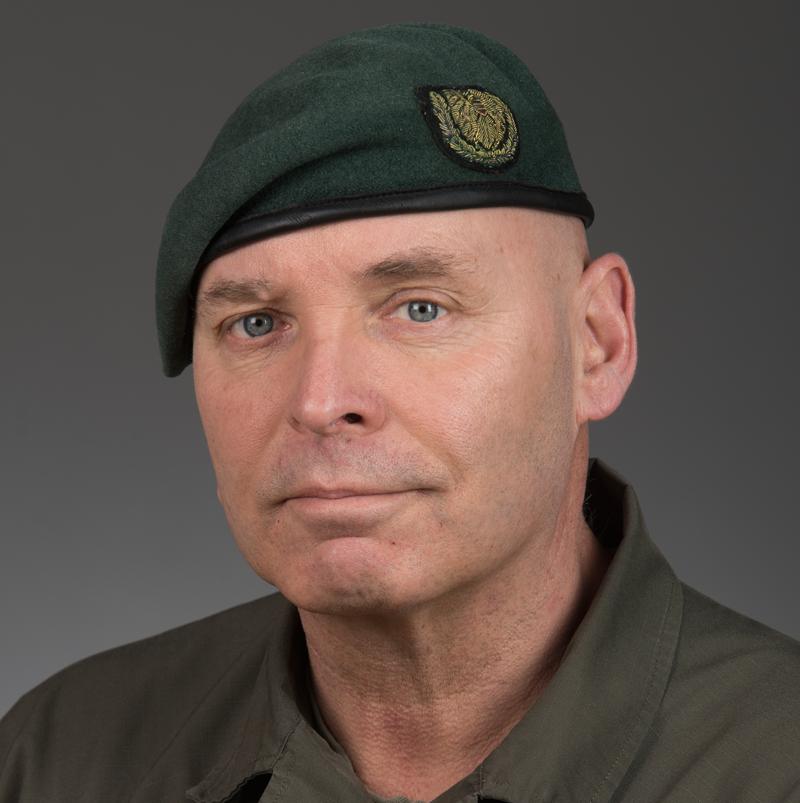 Anton Waldner neuer Militärkommandant