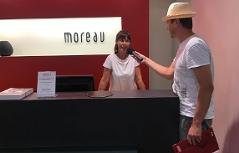Empfang bei Mode & Sport Moreau