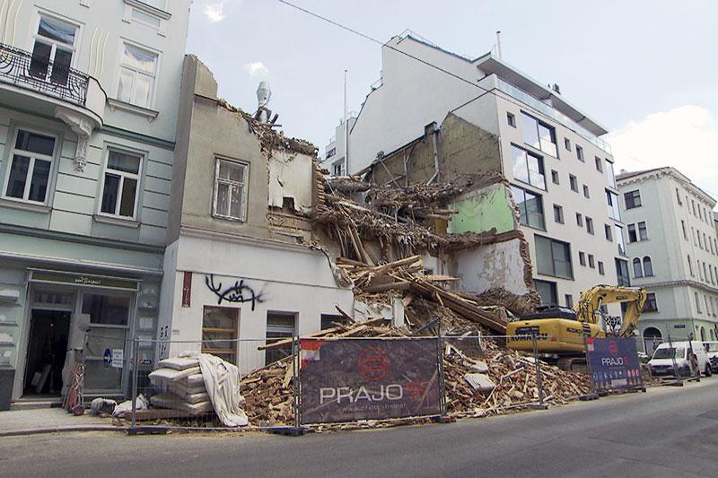Abrisshäuser: Hälfte gilt als erhaltenswert
