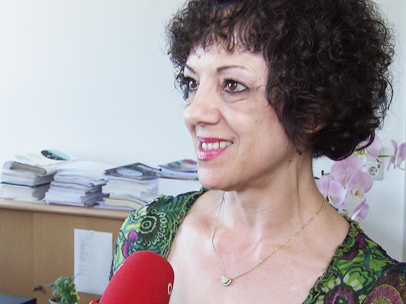 Neue Bildungsdirektorin Evelyn Marte-Stefani