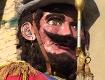 Murauer Samsonfigur in Spanien