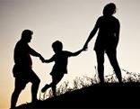 Symbolbild Familie