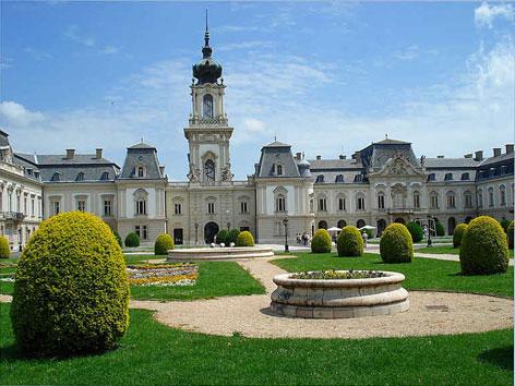 A keszthelyi Festetics-kastély