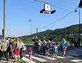razvojna os zamuda protest prebivalci Hočmo cesto