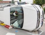 Unfall Koblach