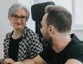 Időskori foglalkoztatás startup