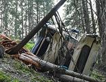 Wohnmobil abgestürzt