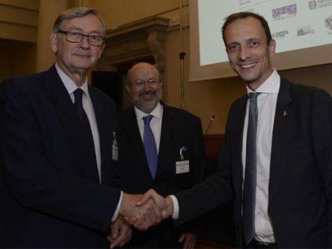 Italija ratifikacija listine o varovanju manjšin Zannier