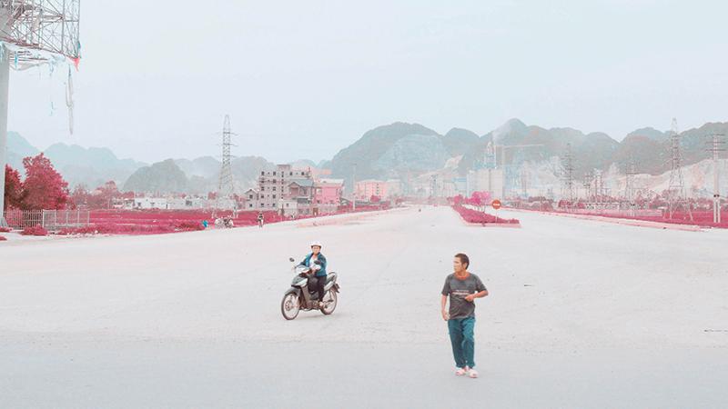 """Foto aus der Serie """"Vietnamese Dreamscapes"""" von David Schermann"""