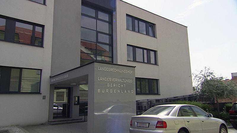 Landesverwaltungsgericht, Landesrechnungshof