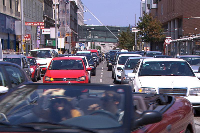 Lärm erhöht Aggression in der Stadt