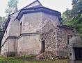 kostel Navštívení Panny Marie v Nových Domcích u Rozvadova