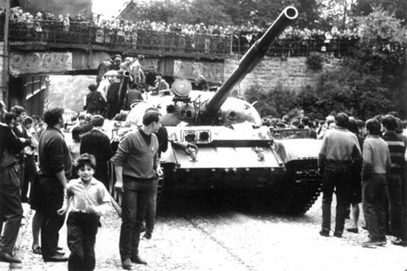 21 August 1968 Niederschlagung Prager Frühling