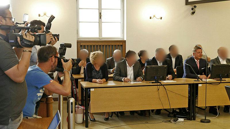 BP Wahl Albel vor Gericht