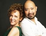 Anna Baxter und Jimmy Chiang