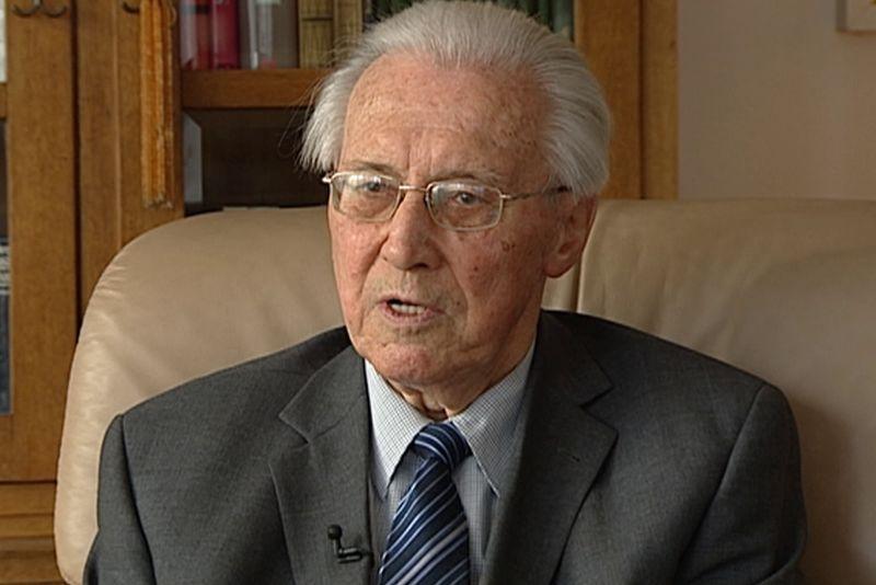 Herbert Moritz im Jahr 2011